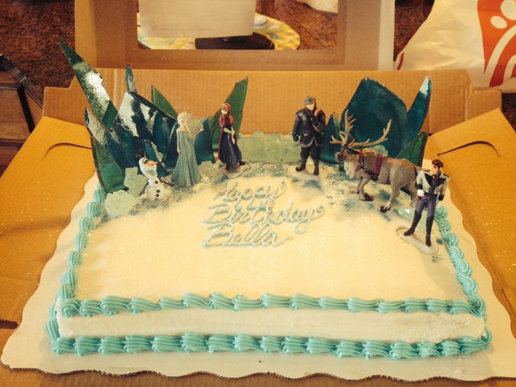 Disney Frozen Cake Frozen Cake And Sam S Club On Pinterest