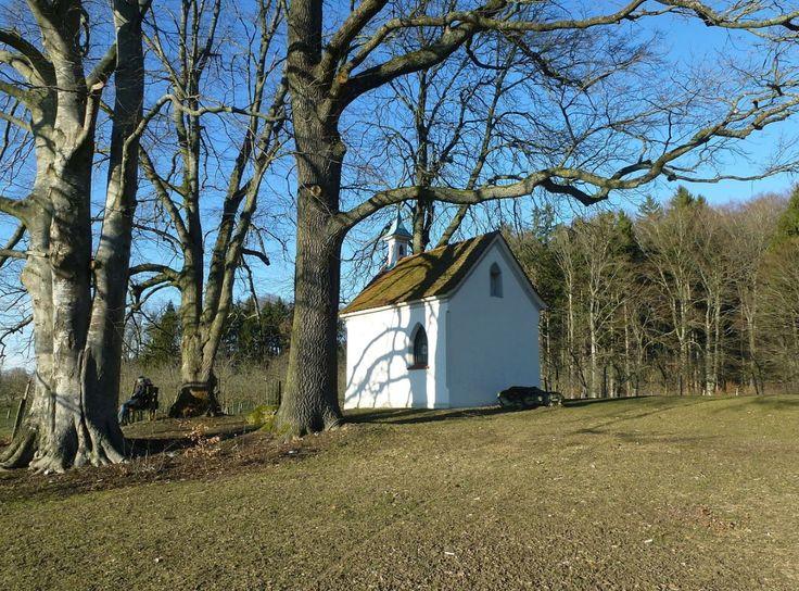 Herrsching am Ammersee-Breitbrunn, Waldkapelle