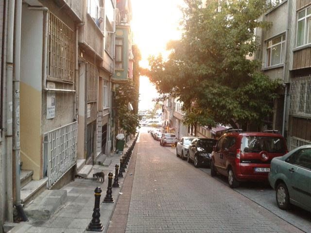 Kadiköy, Nemlizade street