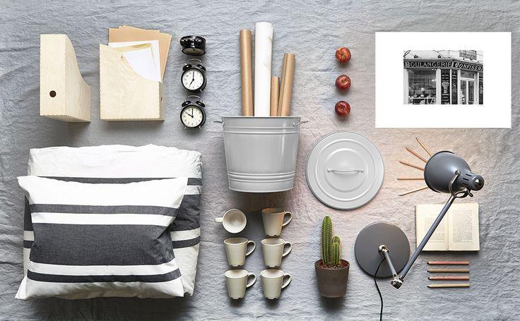 Από την κουζίνα στο καθιστικό και από εκεί στο δωμάτιο. Αυτά τα μικροαντικείμενα ταιριάζουν όπου κι αν θέλεις. Κάνε κλικ για να δεις τα προϊόντα της φωτογραφίας.
