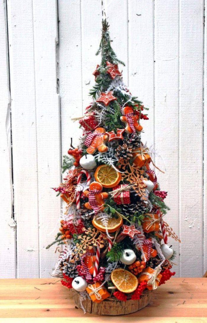 Уникальная и праздничная елка своими руками  для украшения кабинета