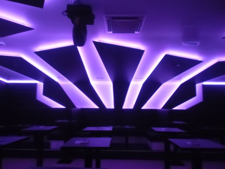 Wall in nightclub and lighting wiith led strip and control with dimer and  DMX  Club DesignLed StripNight ClubLight Installation11 best NIGHT CLUB DESIGN images on Pinterest   Night club  Club  . Nightclub Lighting Design Installation. Home Design Ideas