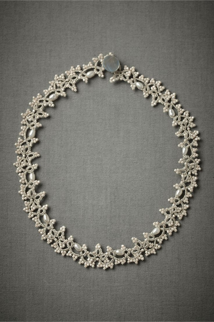 Carolingian Necklace in SHOP Shoes & Accessories Jewelry Necklaces at BHLDN