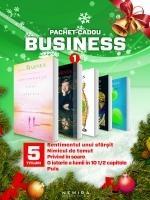 Editura Nemira PACHET CADOU BUSINESS 1 - http://cadouri-de-craciun.net/cadouri-de-craciun/cadouri-craciun-pentru-barbati/editura-nemira-pachet-cadou-business-1/ -Idei #CadouriCraciun