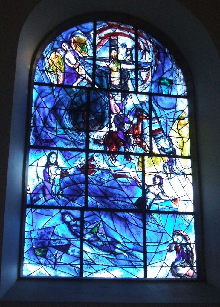95 beste afbeeldingen van Stainedglass by Marc Chagall ... Chagall Glas In Lood