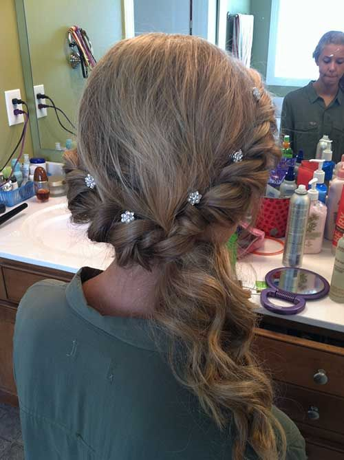 40 Hairstyles for Prom