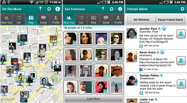 Güncel Mobil Teknoloji Haberleri | Tüm Sosyal Ağlarınız Bir Arada: Banjo | Güncel Mobil Teknoloji Haberleri