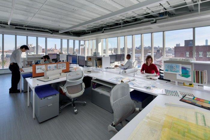HMFH Architects - Cambridge Offices - Office Snapshots