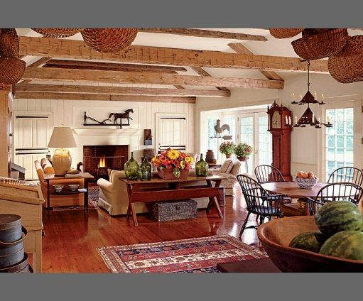 102 best images about Prim Living Rooms on Pinterest Best
