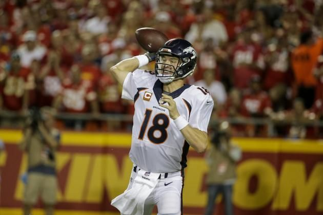 Sunday Night Football Week 3: TV Schedule, Live Stream for Broncos vs. Lions