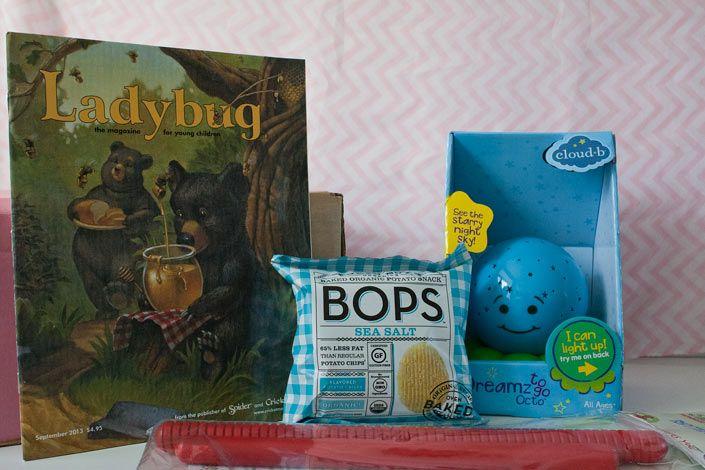 Citrus Lane Box Subscriptions Happy Mail for kids! #ad #CitrusLane