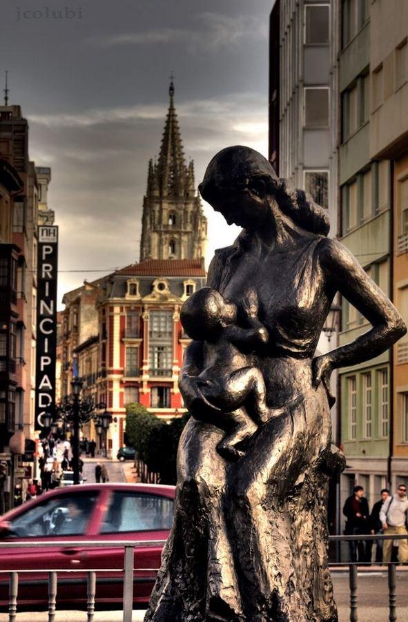 Place:La Maternidad Oviedo / Asturias, Spain. Photo by: Rafael Molano Flórez (submitted