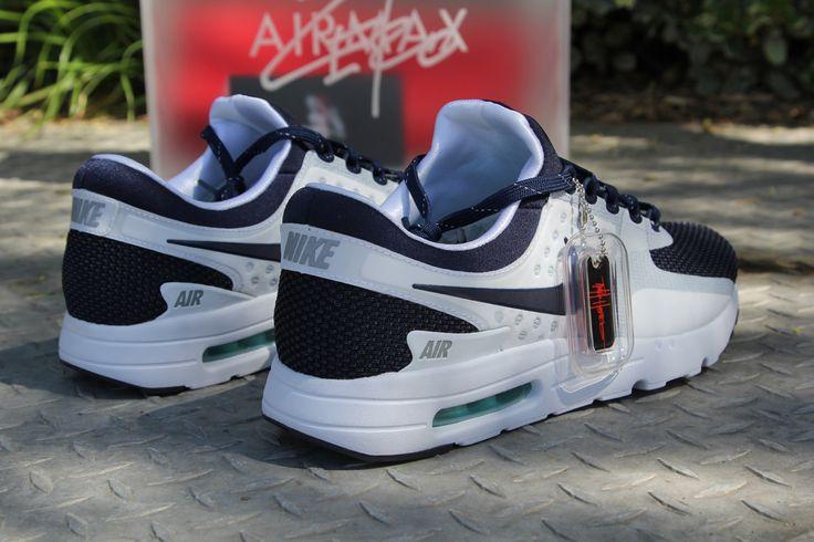 Nike Air Max Zero Laces