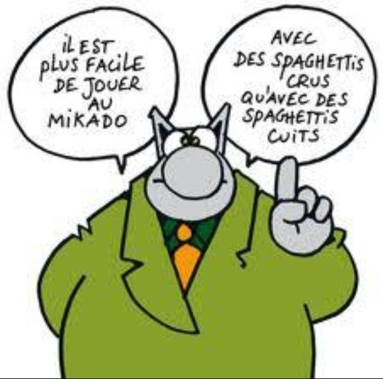 Best Humor & quotes  Geluck  Le Chat  Mikado