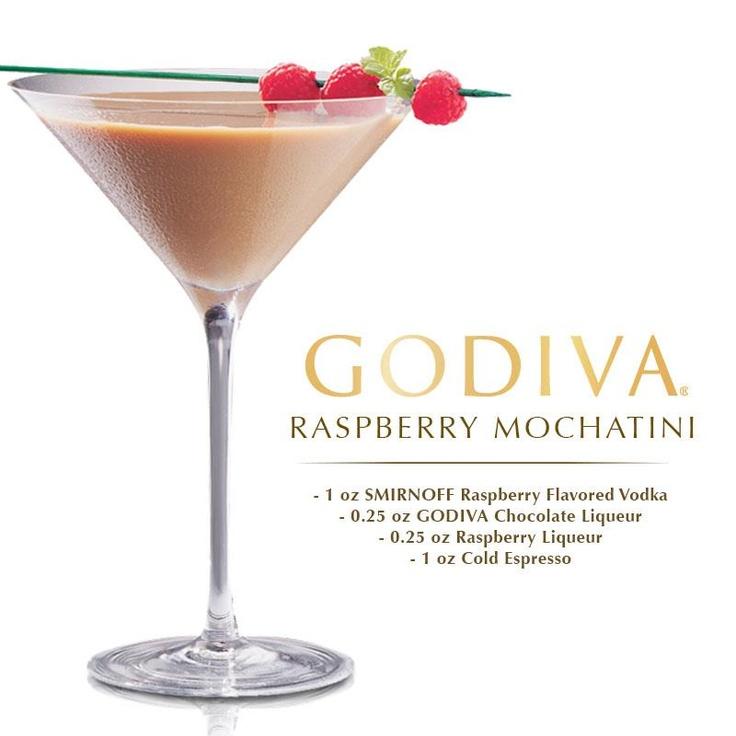 54 Best Godiva Dessert Drinks And Cocktails Images On