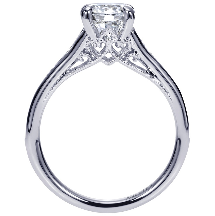 Gabriel NY #Engagement #Ring
