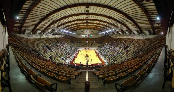 Cassell Coliseum Virginia Tech Hokies Virginia Tech Hokies Basketball Schedule Non Conference  http://www.hokienation.us/