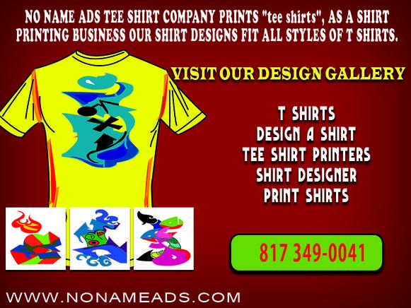117 best NoNameAds images on Pinterest | Tee shirts, Custom design ...