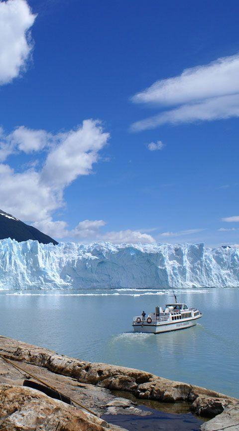 Los Glaciares, Argentine