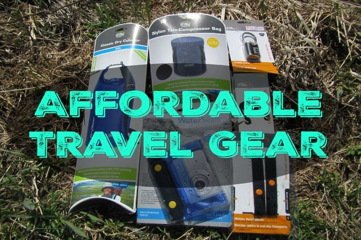 It is hard to find affordable travel gear that every adventurer needs. The key is finding items that actually work well and hold up to the abuse that travel has on them. Everything we have listed here is a useful travel item that we have used and abused throughout our travels.