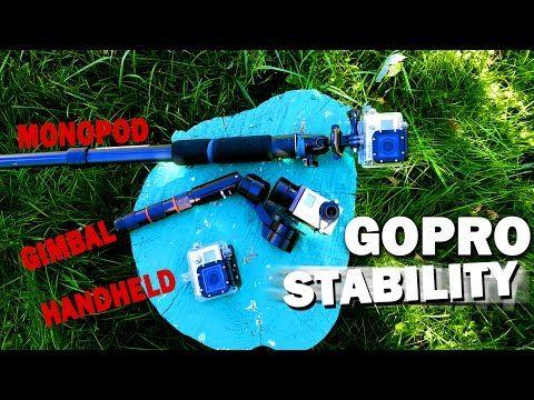 Wheelies gopro 3 2 axis gimbal chest mount how to - YouTube