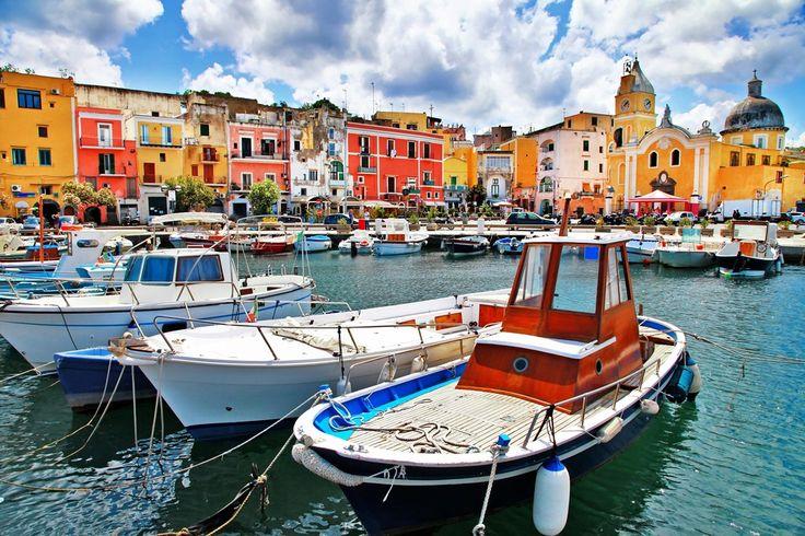 Termálny ostrov Ischia a najkrajšie pobrežie Talianska Amalfi *