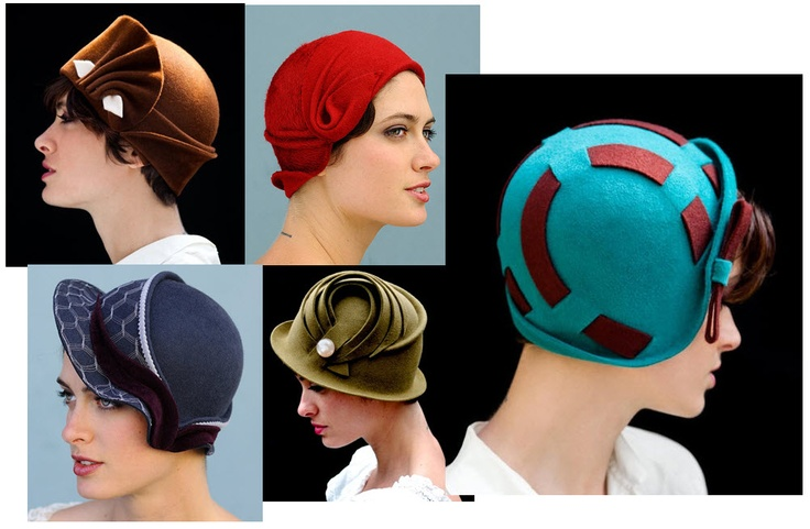 Hats!: Make Classic Hats and Headpieces in Fabric, Felt, and Straw - Sarah Cant - Google Search