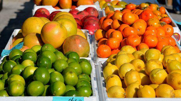 Ovoce K Prodeji, Pomeranče