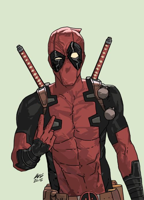 Dead Pool by Dave Seguin
