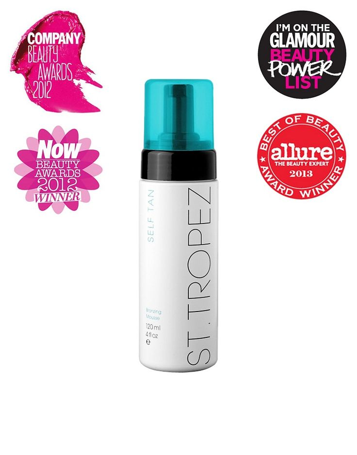 Image 1 ofSt. Tropez Self Tan Bronzing Mousse 120ml