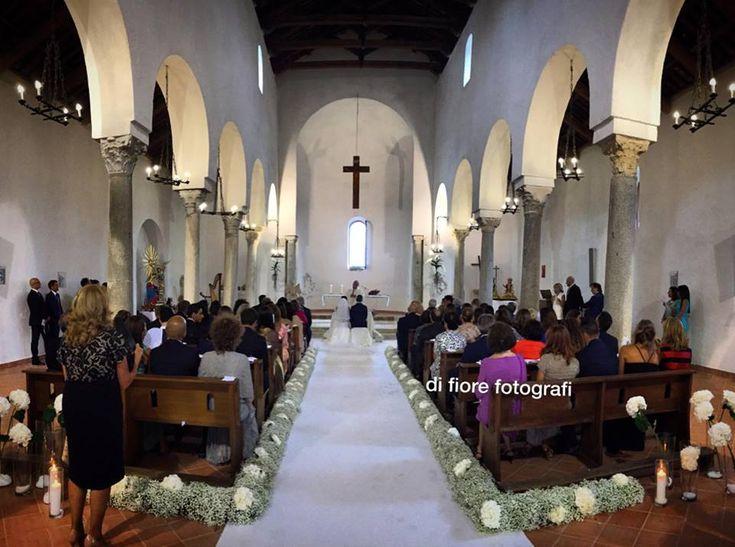 Matrimoni a Ravello. Nozze in Costiera. Chiesa SS. Annunziata a Minuta di Scala