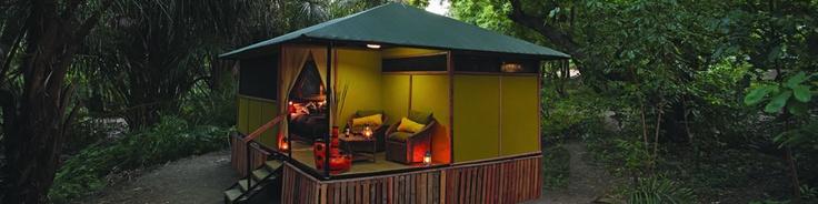 Kenya Meru - Murera spring Eco Lodge - Meru NP - Hotel Meru