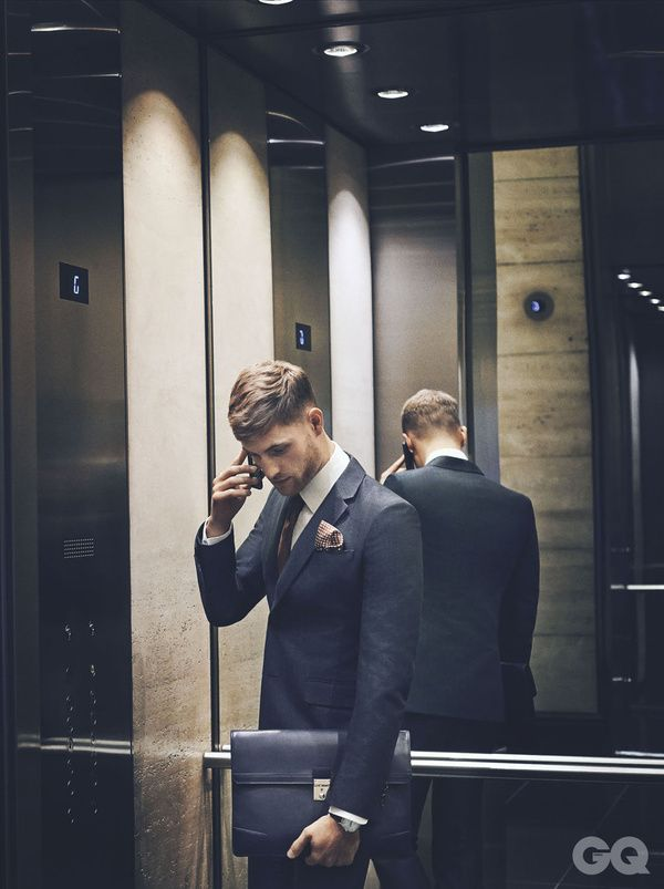 Serie mode business à La City