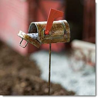 Product image for Miniature Rustic Mailbox Pick