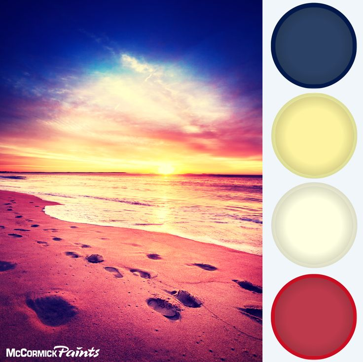 17+ Images About Summer Paint Colors On Pinterest