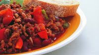 Συνταγές φαγητών: Τσίλι κον κάρνε (Chilli Con Carne)