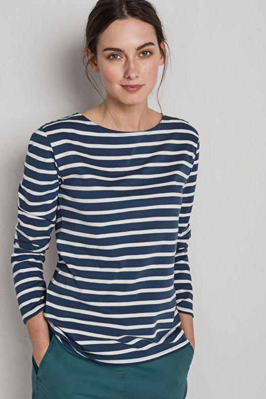 Sailor Shirt  #SeasaltComfortAndJoy