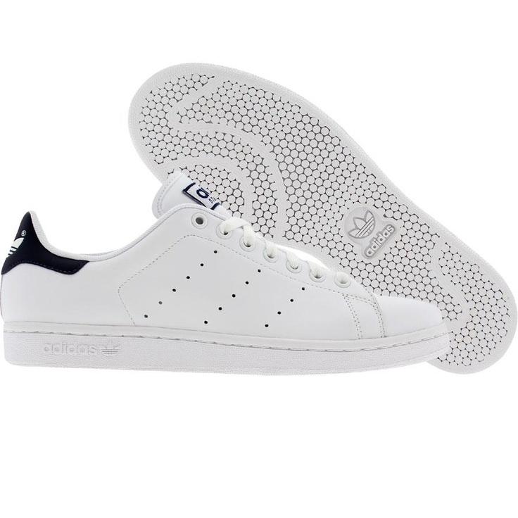 Adidas Stan Smith 2 (white / new navy) G17080 - $59.99