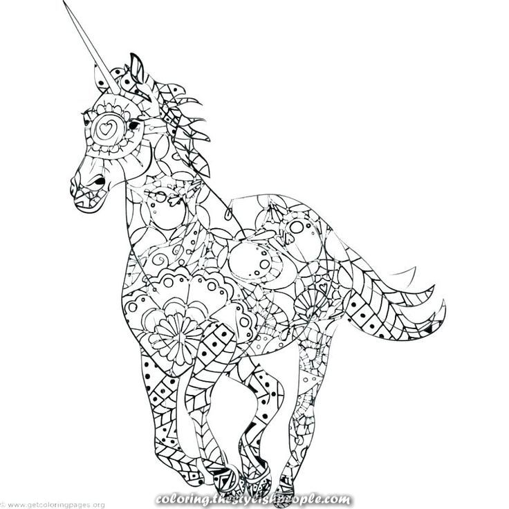 Unicorn Coloring Pages Pdf Free Coloring Pages Unicorn Coloring