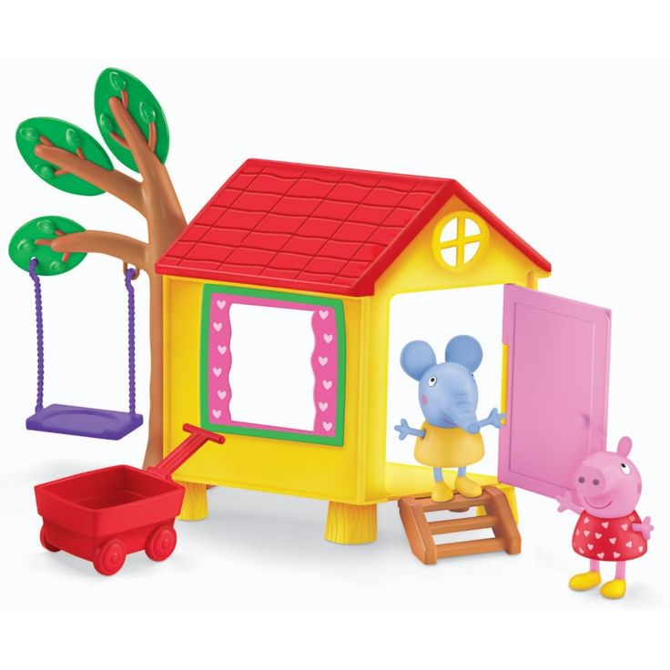 Toy Review Peppa Pig's Playhouse