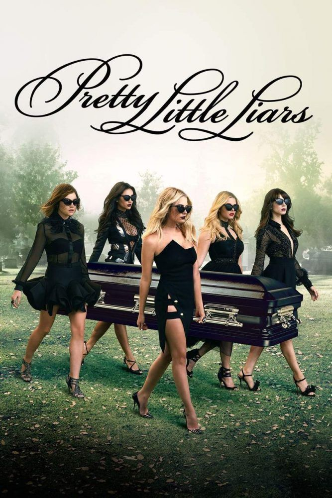 Pretty Little Liars Poster 40 Printable Posters Free Download