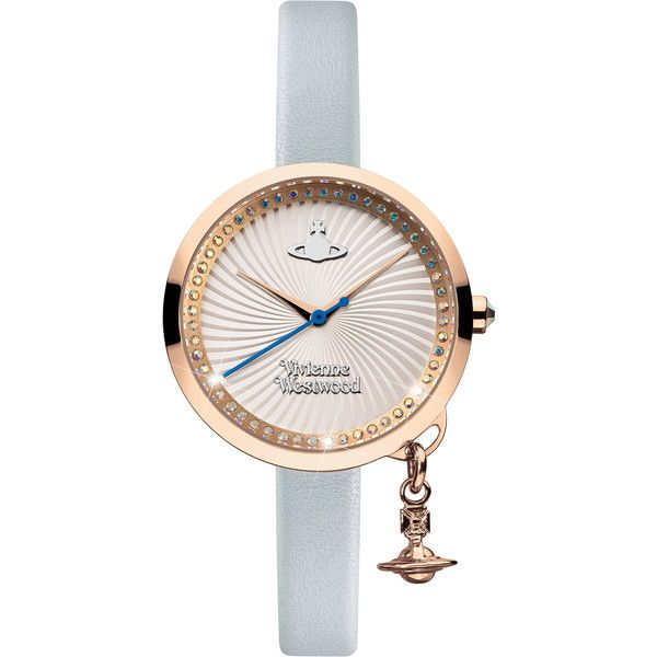 Vivienne Westwood Bow Watch (1.108.405 COP) ❤ liked on Polyvore featuring jewelry, watches, mint jewelry, vivienne westwood, stainless steel wrist watch, vivienne westwood watches and stainless steel watches