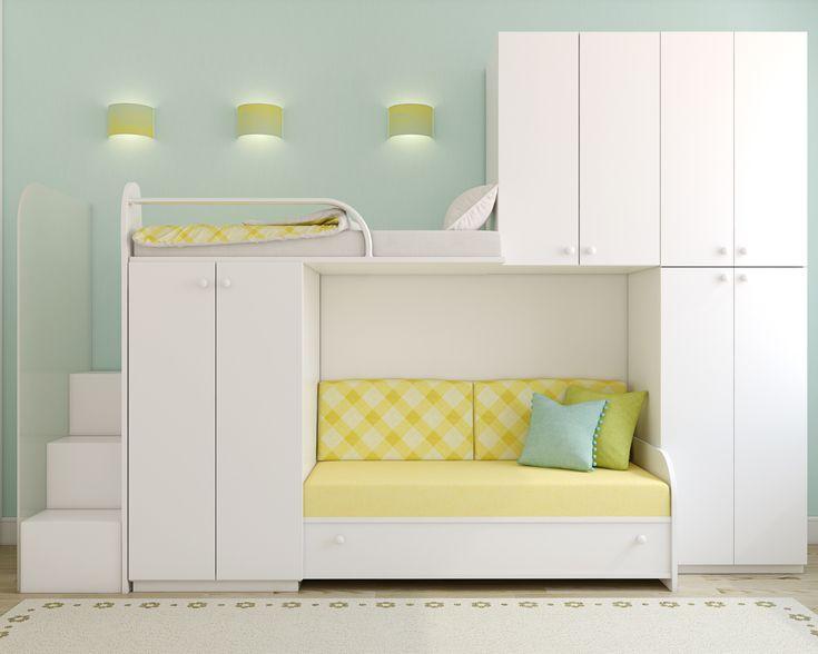 Die besten 25+ Ikea hochbett gestalten Ideen auf Pinterest Ikea