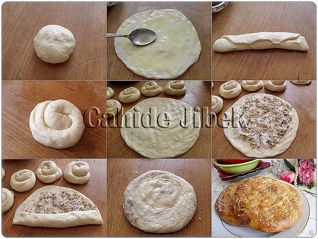 CEVİZLİ KETE (Çörek)