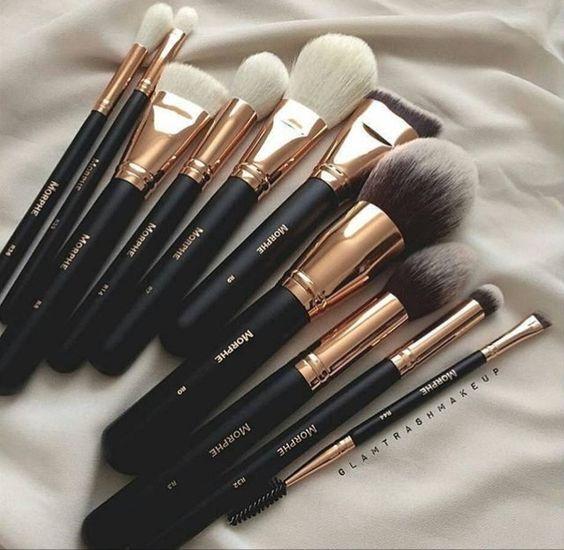 #brushes #morphebrushes #morphe #brochas