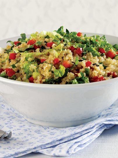 Bulgur salatası Tarifi - Türk Mutfağı Yemekleri - Yemek Tarifleri