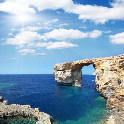 Azure Window Gozo Island - European Islands
