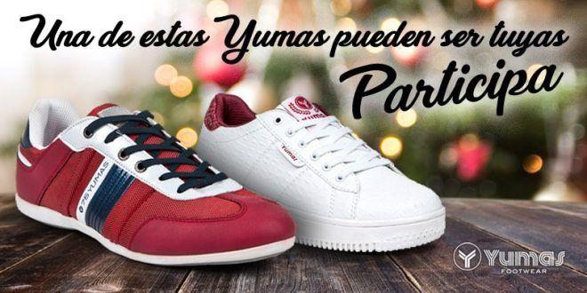 Sorteo de unas zapatillas Yumas #sorteo #concurso http://sorteosconcursos.es/2016/12/sorteo-unas-zapatillas-yumas/