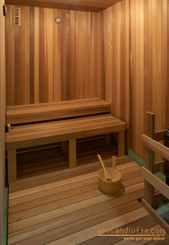 sauna (I miss them)