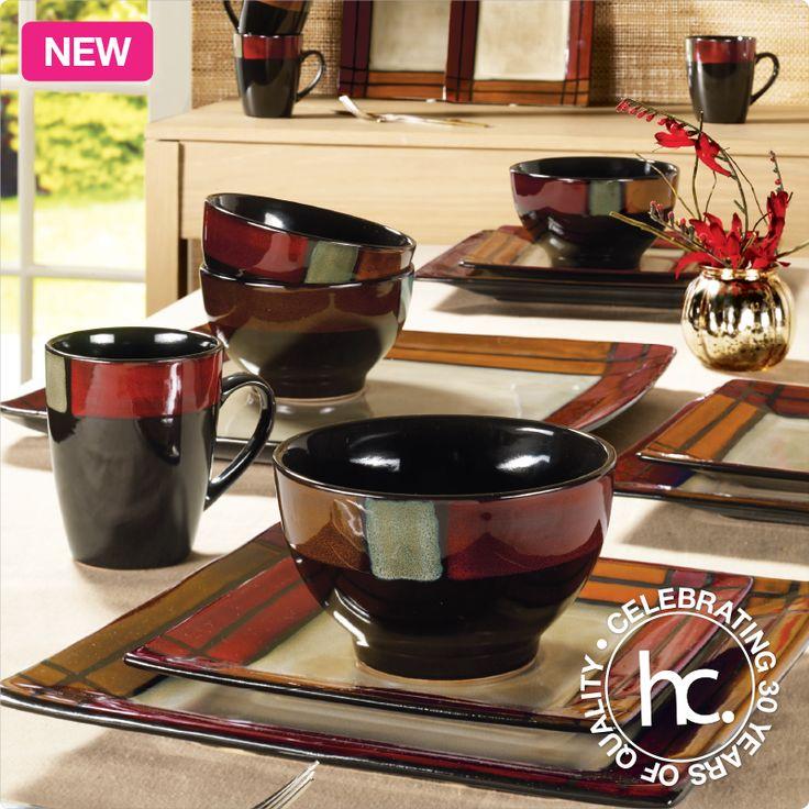 Zinzi dinnerware set from R299 cash or only R29 p/m! Shop now >> http://www.homechoice.co.za/kitchen-and-dinnerware/Crockery/Zinzi.aspx